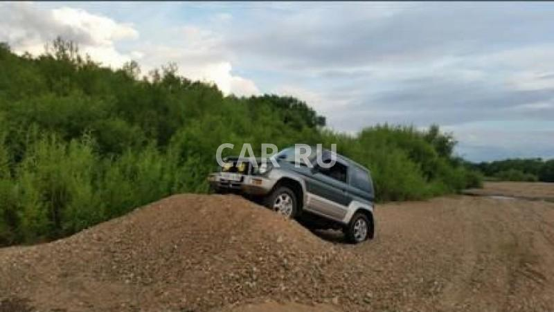 Mitsubishi Pajero Junior, Арсеньев