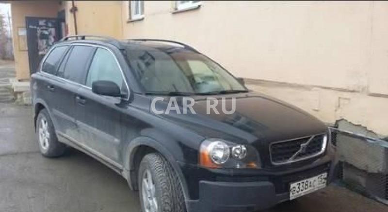 Volvo XC90, Айхал
