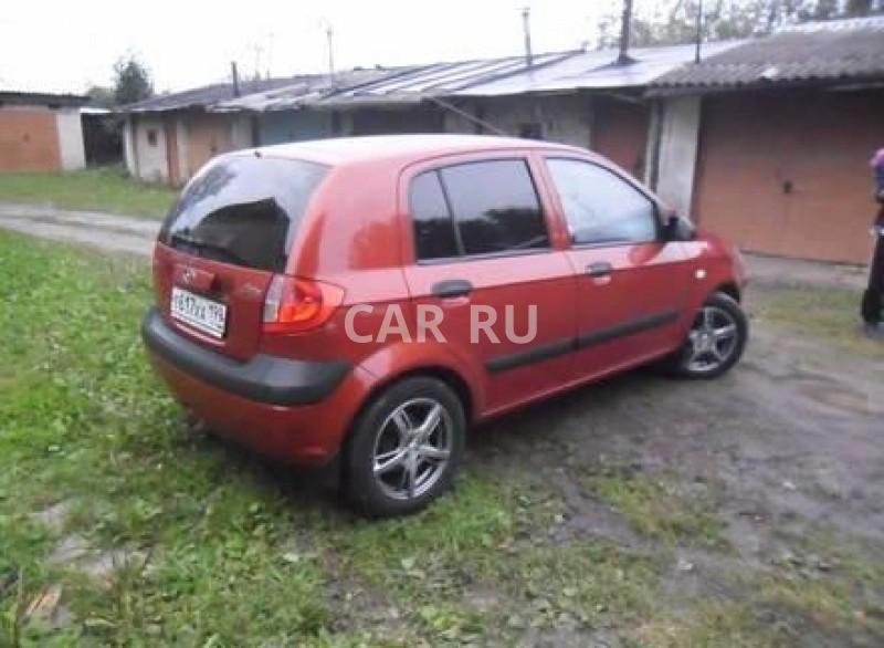 Hyundai Getz, Александров