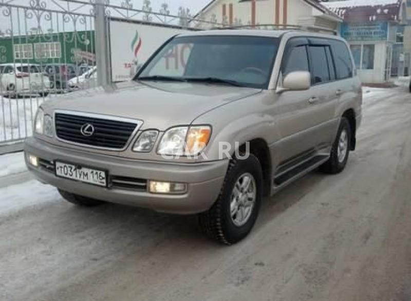 Lexus LX, Альметьевск