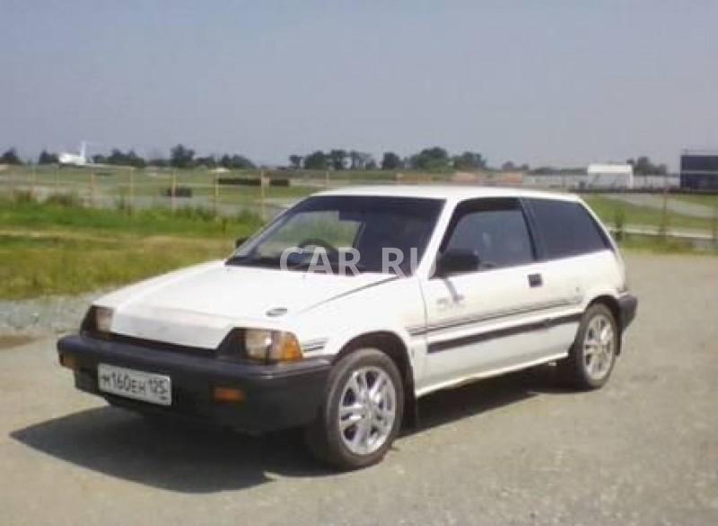 Honda Civic, Артём