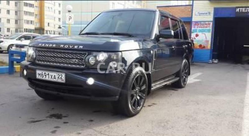 Land Rover Range Rover, Барнаул