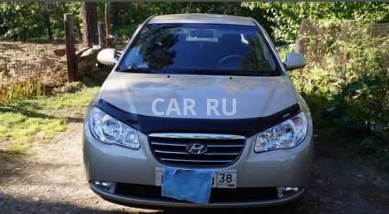 Hyundai Elantra, Ангарск