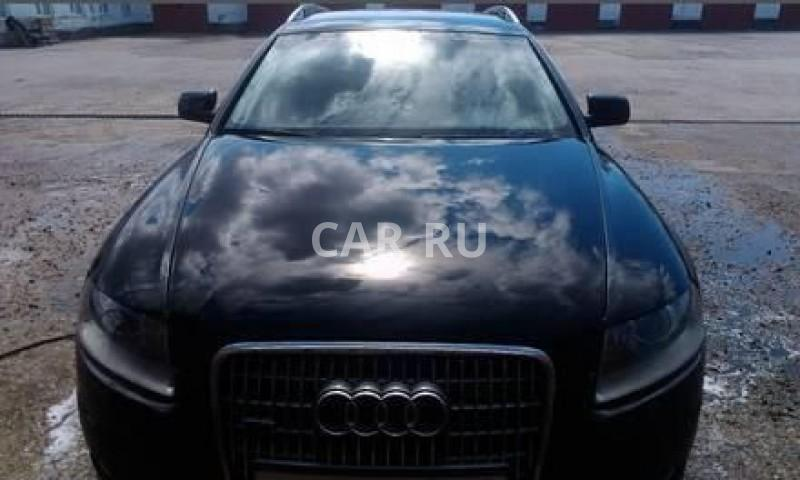 Audi Quattro, Армянск
