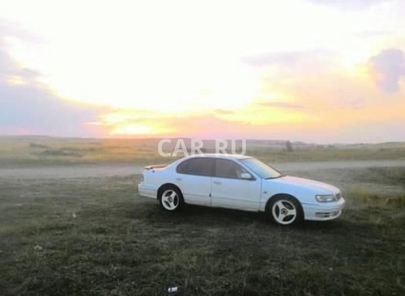 Nissan Maxima, Баймак