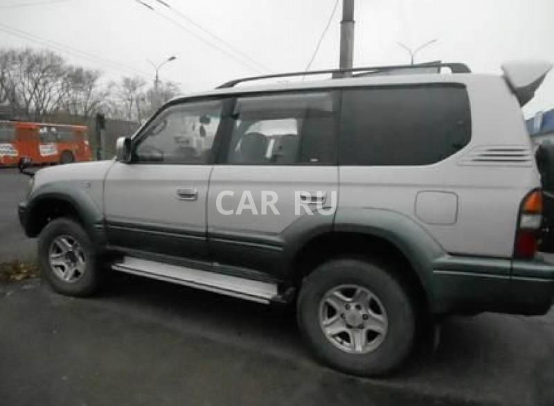 Toyota Land Cruiser Prado, Абакан