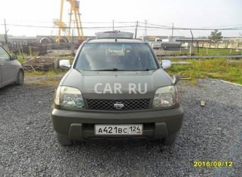 Nissan X-Trail, Ачинск