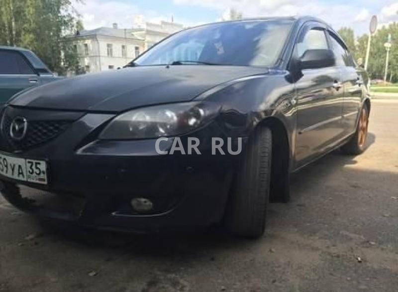 Mazda 3, Бабаево