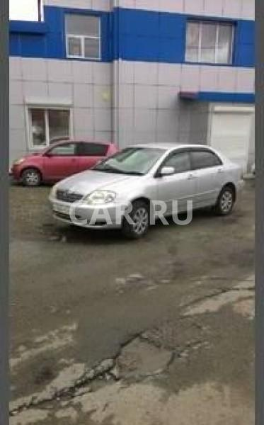 Toyota Corolla, Артём
