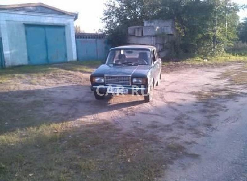Лада 2107, Белогорск