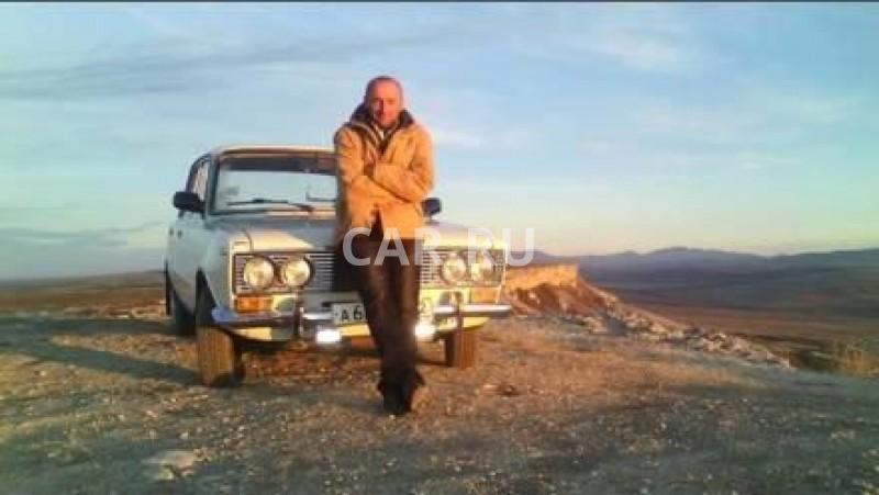 Lada 2103, Белогорск