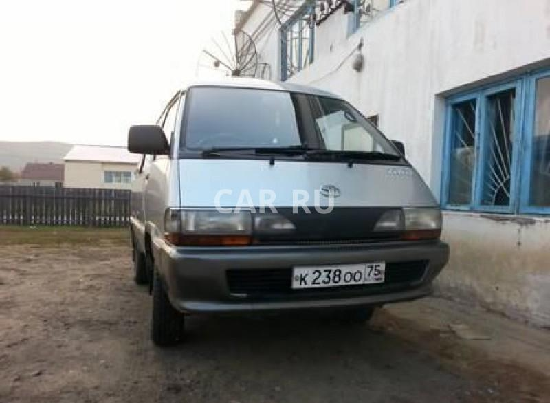 Toyota Town Ace, Агинское