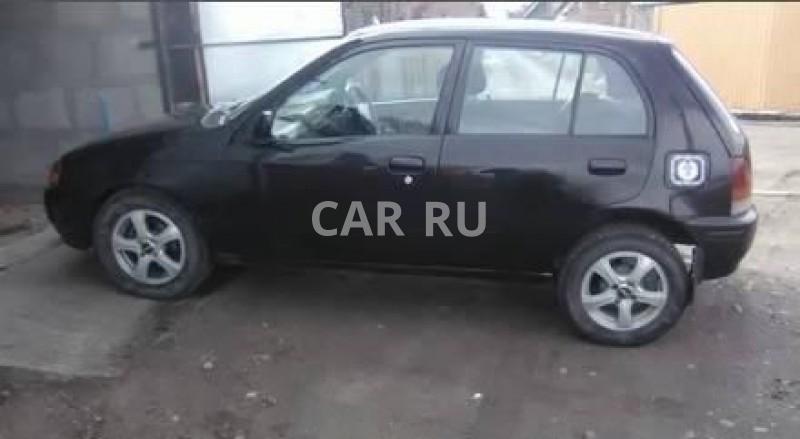 Toyota Starlet, Ангарск