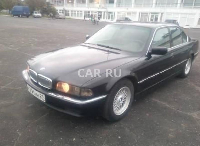 BMW 7-series, Архангельск