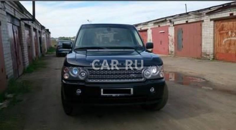 Land Rover Range Rover, Архангельск