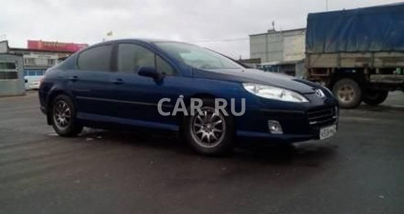 Peugeot 407, Архангельск