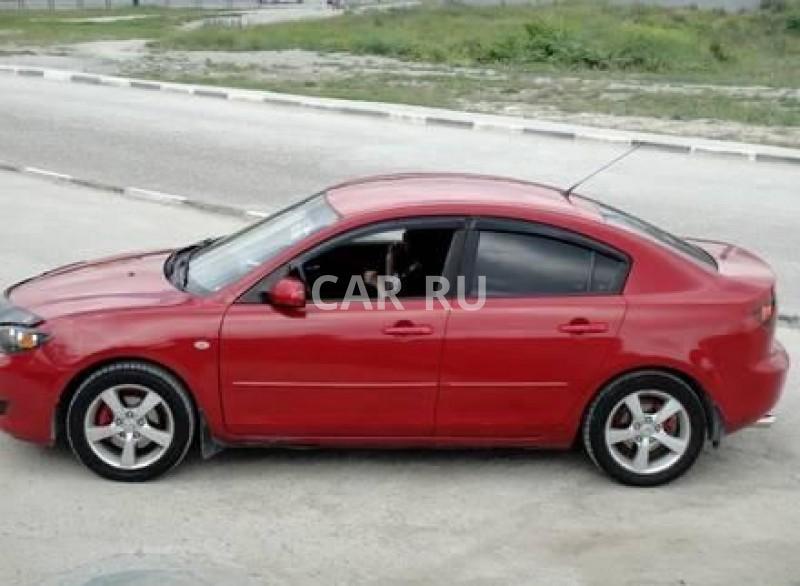 Mazda 3, Абрау-Дюрсо