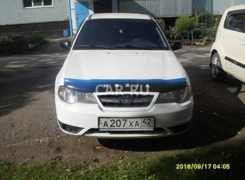Daewoo Nexia, Белово