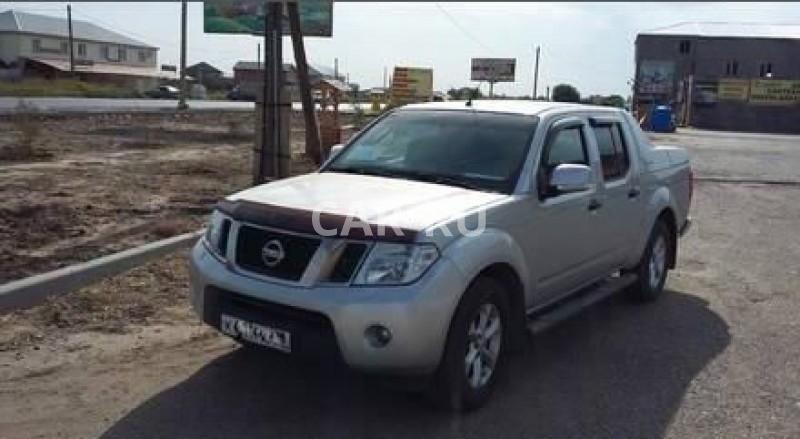 Nissan Navara, Астрахань