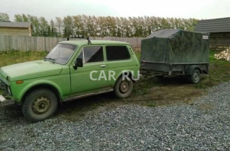 Lada 2121, Ачинск