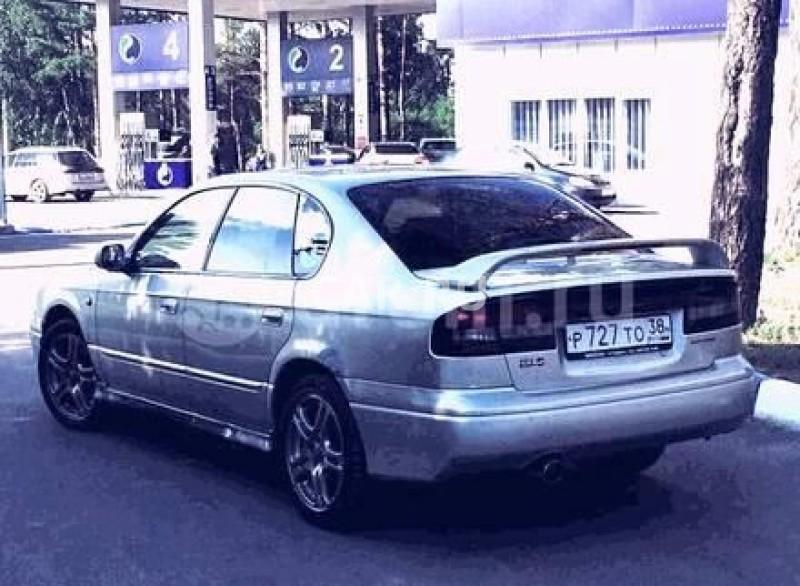 Subaru Legacy B4, Ангарск