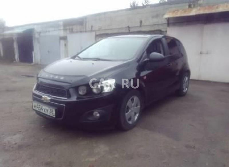 Chevrolet Aveo, Ангарск