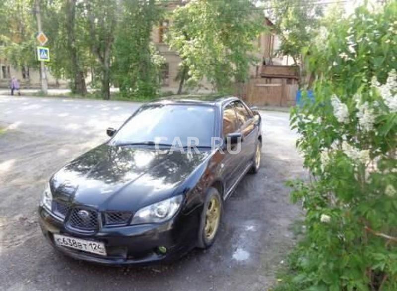 Subaru Impreza, Ачинск