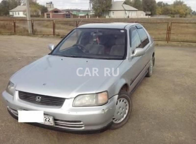 Honda Domani, Барнаул