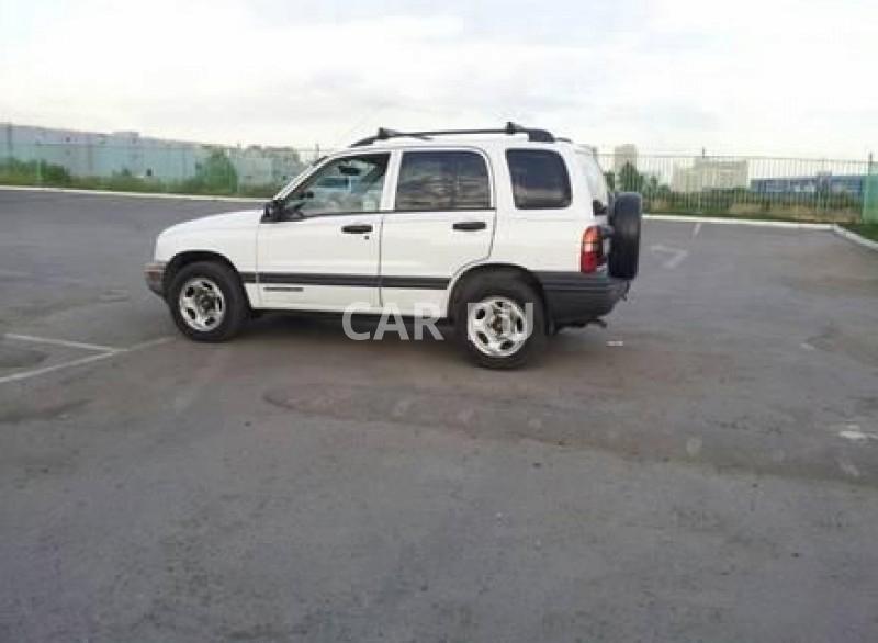 Chevrolet Tracker, Барнаул