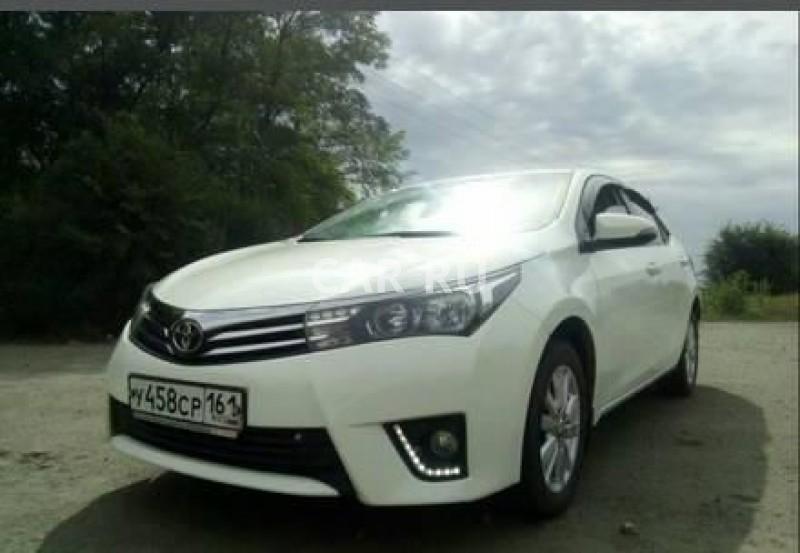Toyota Corolla, Белая Калитва