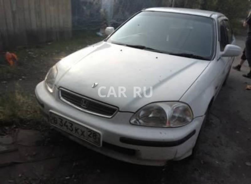 Honda Civic Ferio, Белогорск