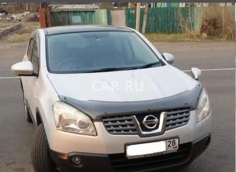 Nissan Dualis, Белогорск