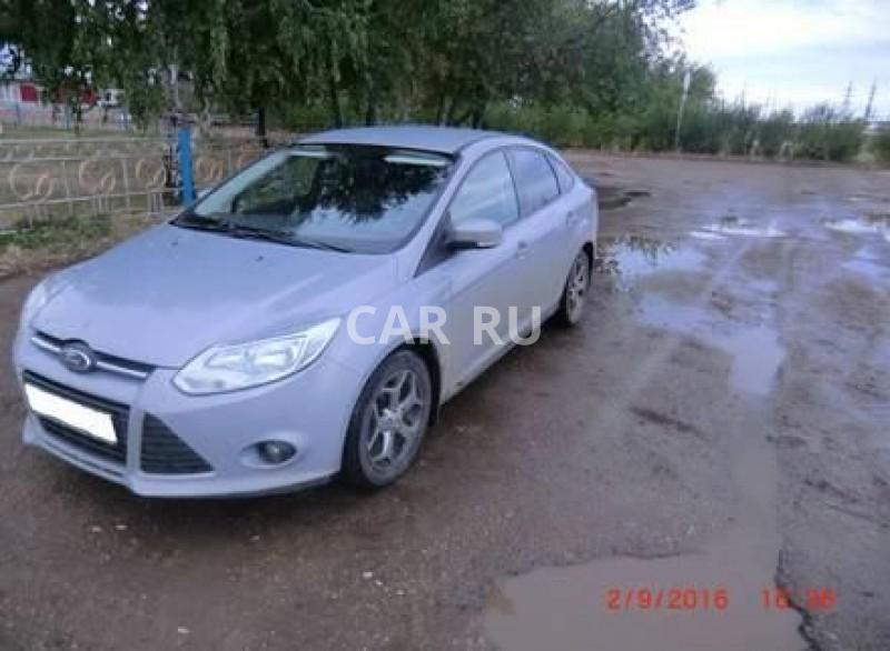 Ford Focus, Азнакаево