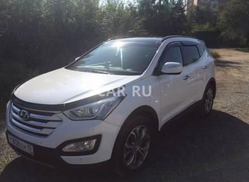 Hyundai Santa Fe, Абакан