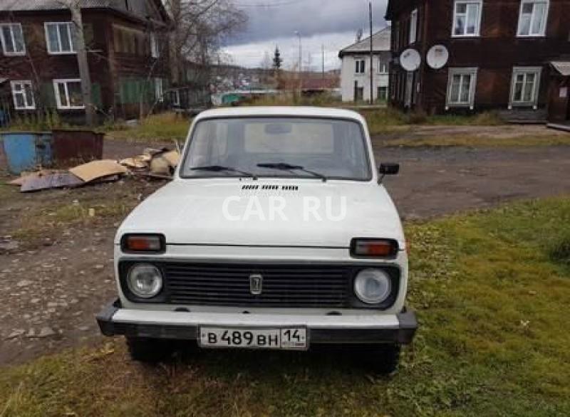 Lada 2121, Алдан