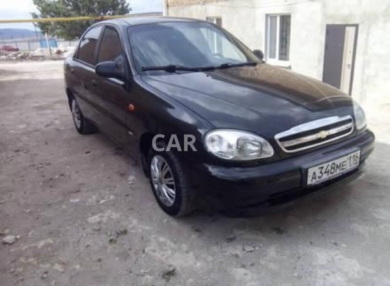 Chevrolet Lanos, Бахчисарай