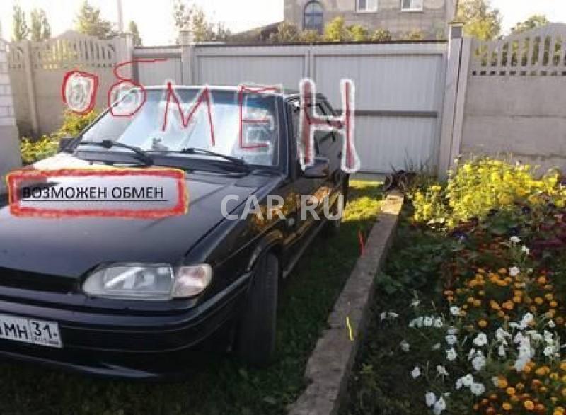Lada 2114, Белгород