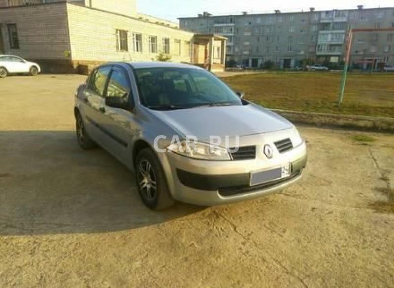 Renault Megane, Ачинск