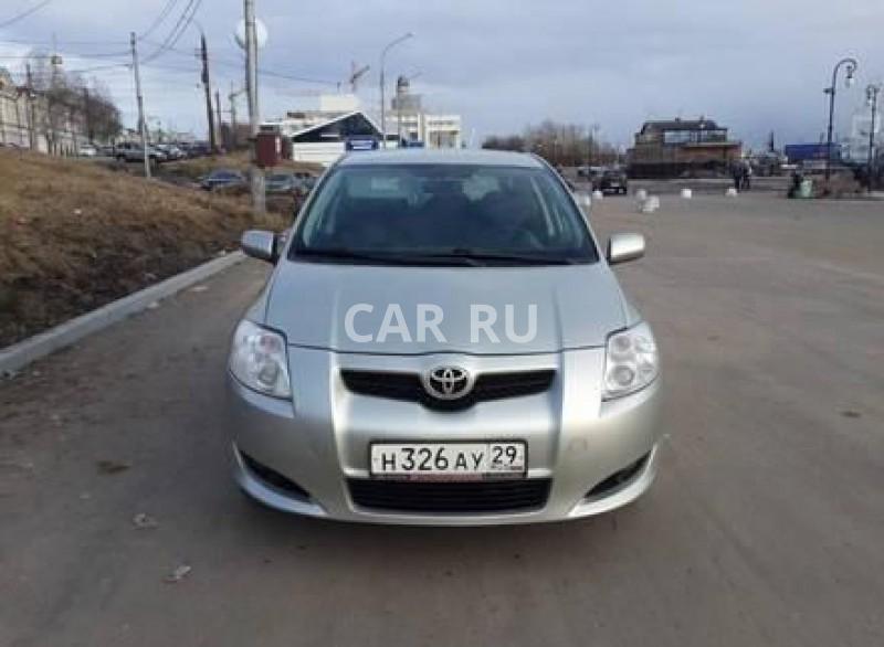 Toyota Auris, Архангельск