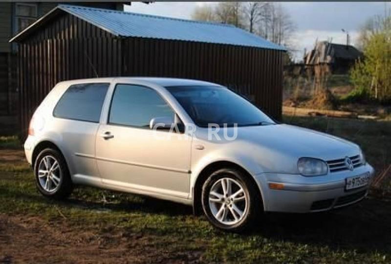 Volkswagen Golf, Белая Холуница