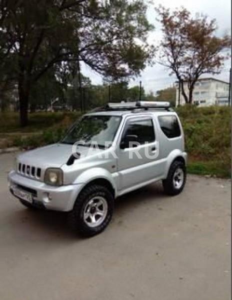 Suzuki Jimny Wide, Артём
