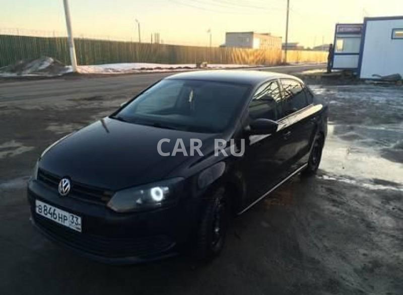 Volkswagen Polo, Александров