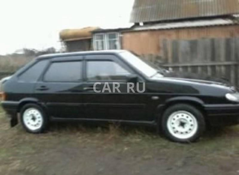 Lada 2114, Абакан