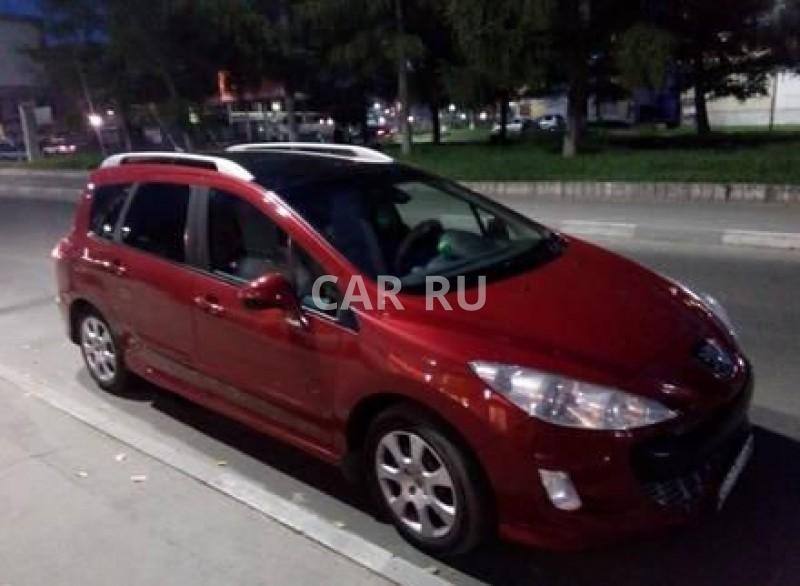 Peugeot 308, Ангарск