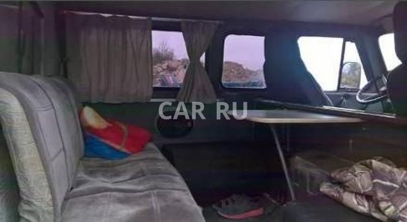 Уаз 390995, Байкальск