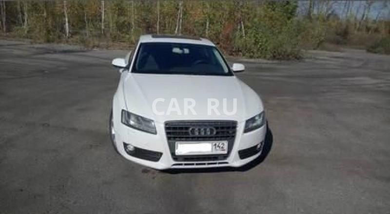 Audi A5, Анжеро-Судженск