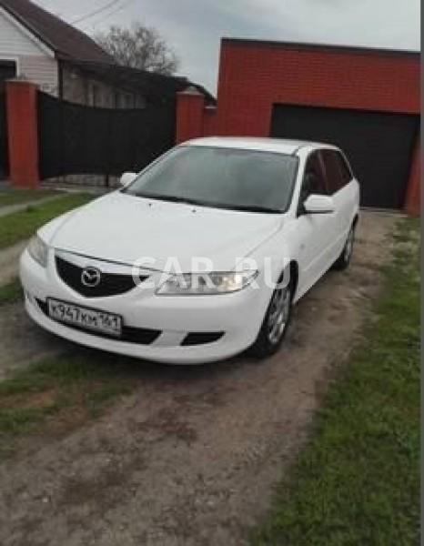 Mazda Atenza, Азов