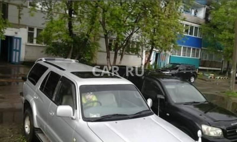 Toyota Hilux Surf, Белогорск
