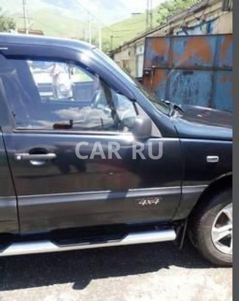 Chevrolet Niva, Алагир