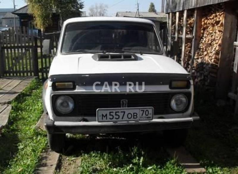 Lada 2121, Бакчар